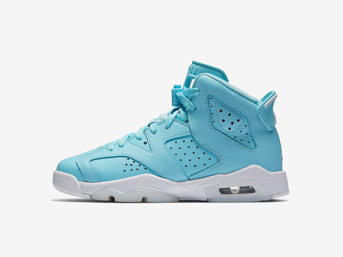 Air Jordan 6 Gs Pantone Sneakers Addict