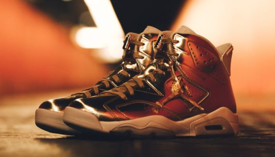 Air Jordan 6 Pinnacle Gold Release Date