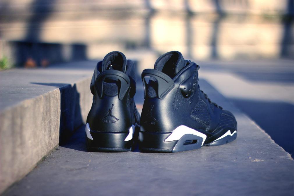 384664-020 air jordan 6 black cat
