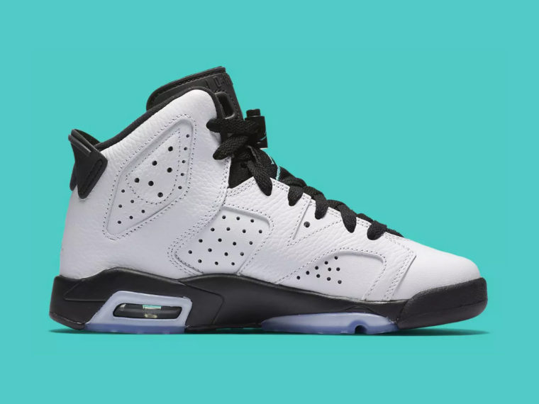 Air Jordan 6 Retro GS Black Jade