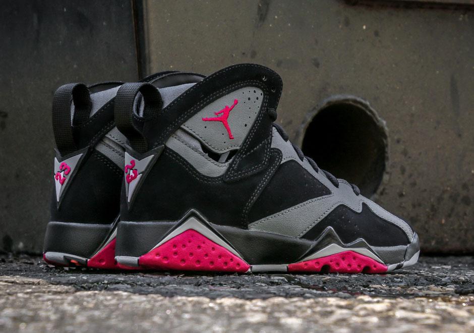 """Air Jordan 7 Bordeaux """"Reverse"""""""