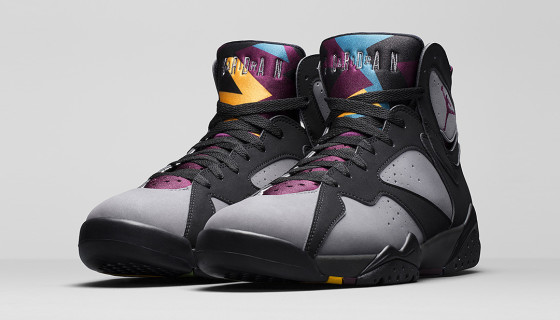 "Air Jordan 7 Retro ""Bordeaux"" Remastered"