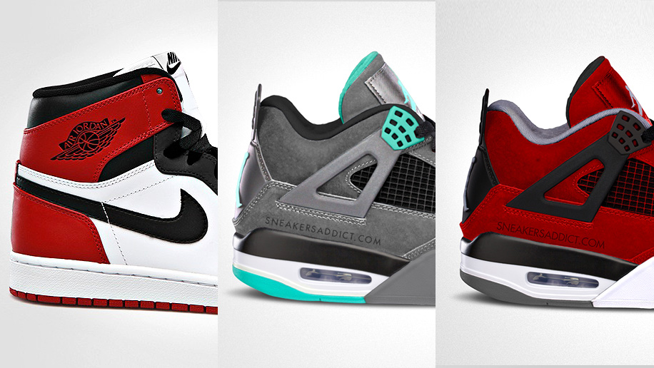 Air Jordan Release Dates|Jordan Releases 2017-Holiday 2016