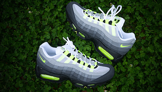 Nike Air Max 95 Og Nouvelles Images Sneakers Addict