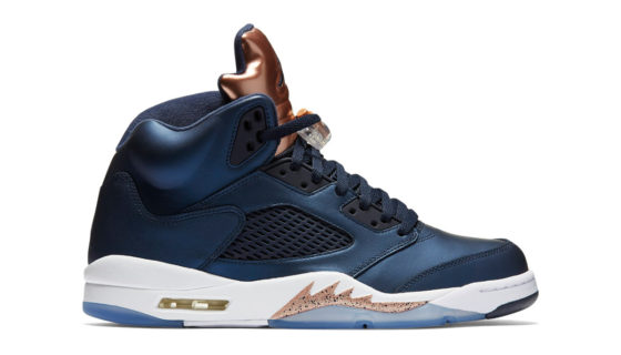 Air Jordan 5 Retro Bronze Release Reminder