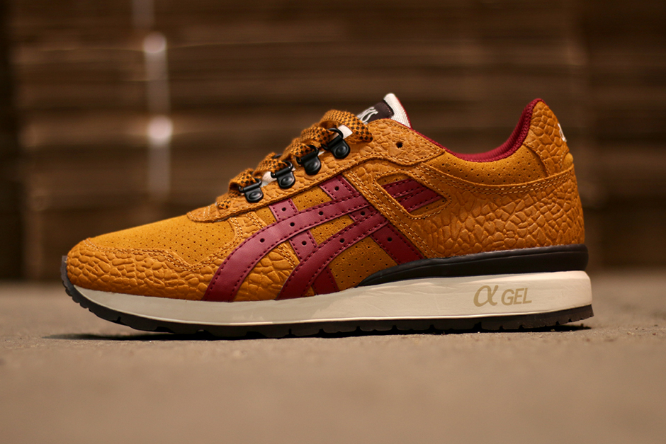 Asics Brings Workwear Vibes With New Collection for Fall 2015