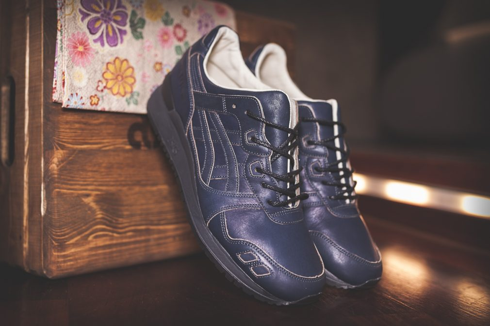 Asics Gel Lyte 3 Made in Japan Dyed pack