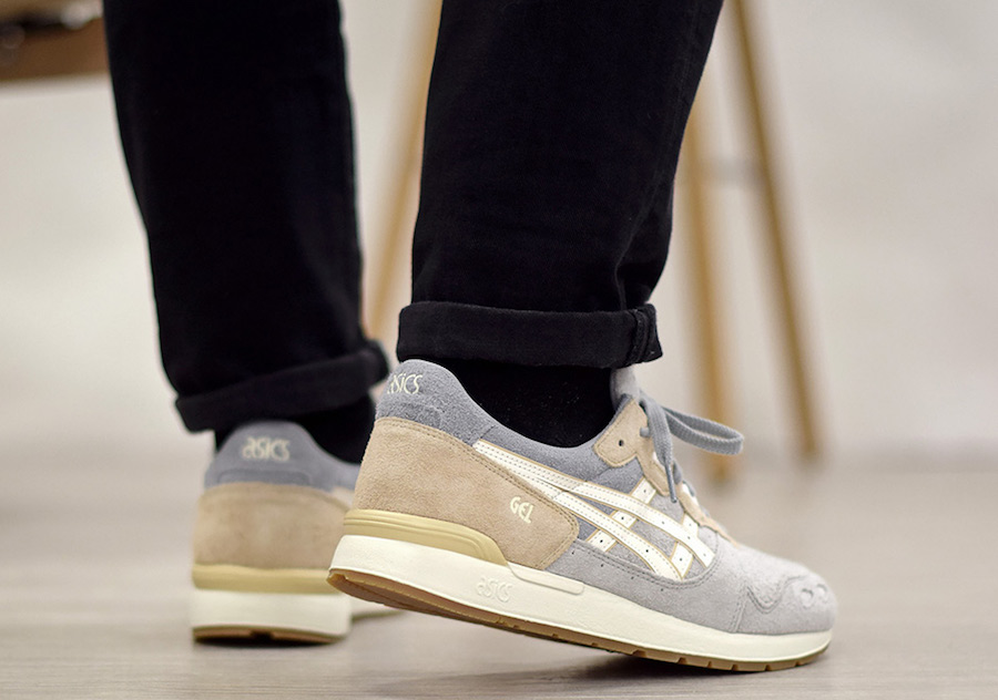 Asics Gel Lyte Grey Cream Pack