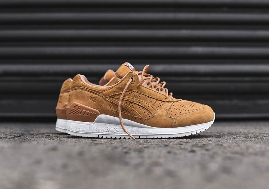 asics gel respector clay