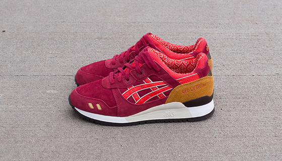 "Asics Wmns Gel Lyte III ""Autumn Brights Pack"""