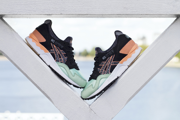 ASICS x Naked GEL-Lyte V 'Hafnia' – Launching 15th August