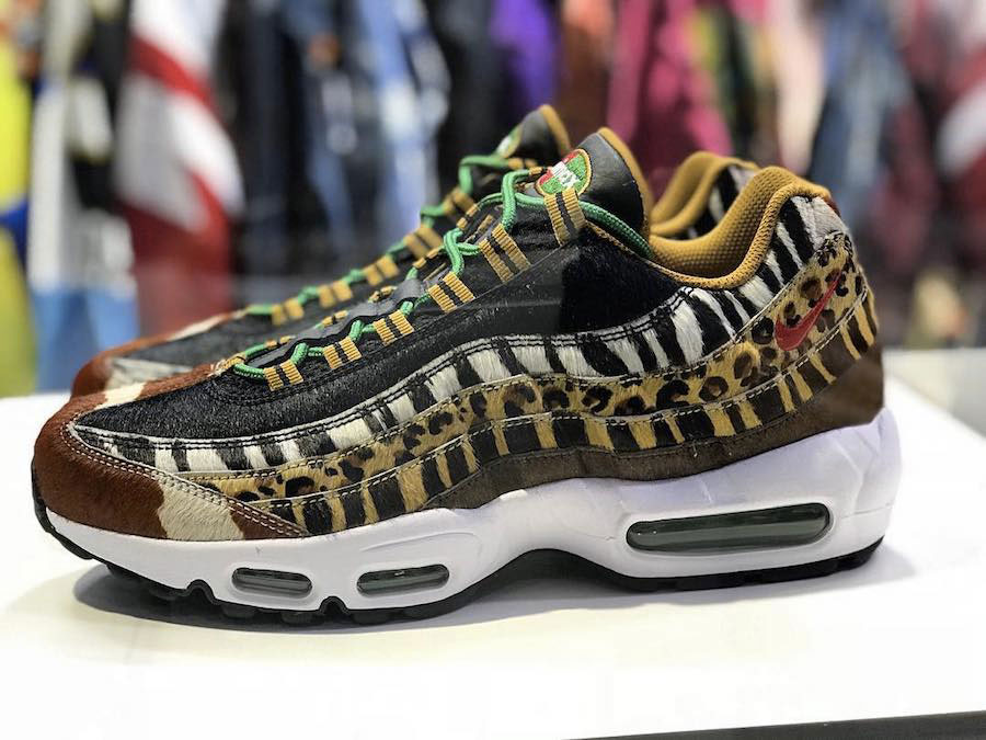Atmos x Nike Air Max Supreme Animal Pack 2018