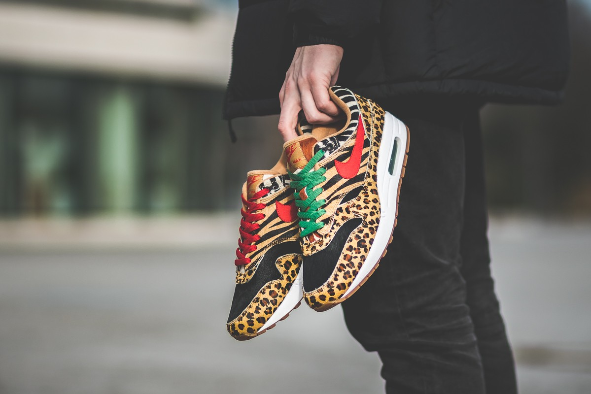 best loved db0f2 5098f Atmos x Nike Air Max Animal Pack