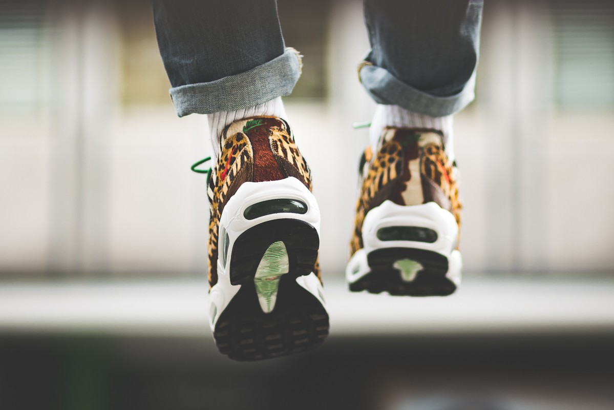 Atmos x Nike Air Max Animal Pack