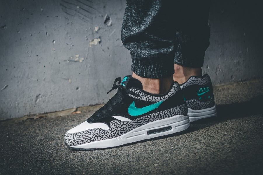 Nike Air Max 1 Atmos Elephant : Official Pictures | WAVE®