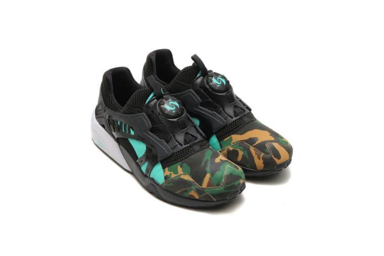 Atmos x Puma Disc Blaze Night Jungle | WAVE®