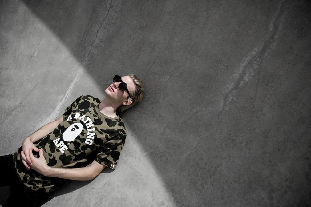 BAPE Drops New T-Shirts for Summer