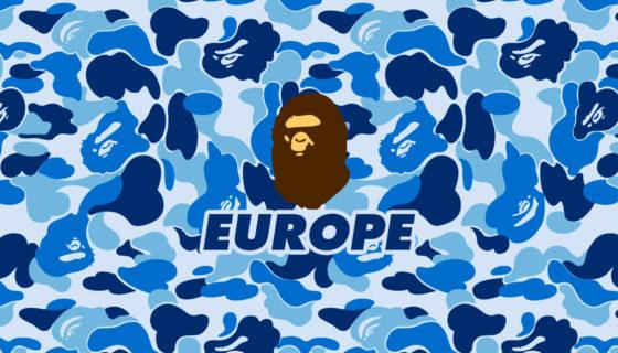 Bape de retour en Europe