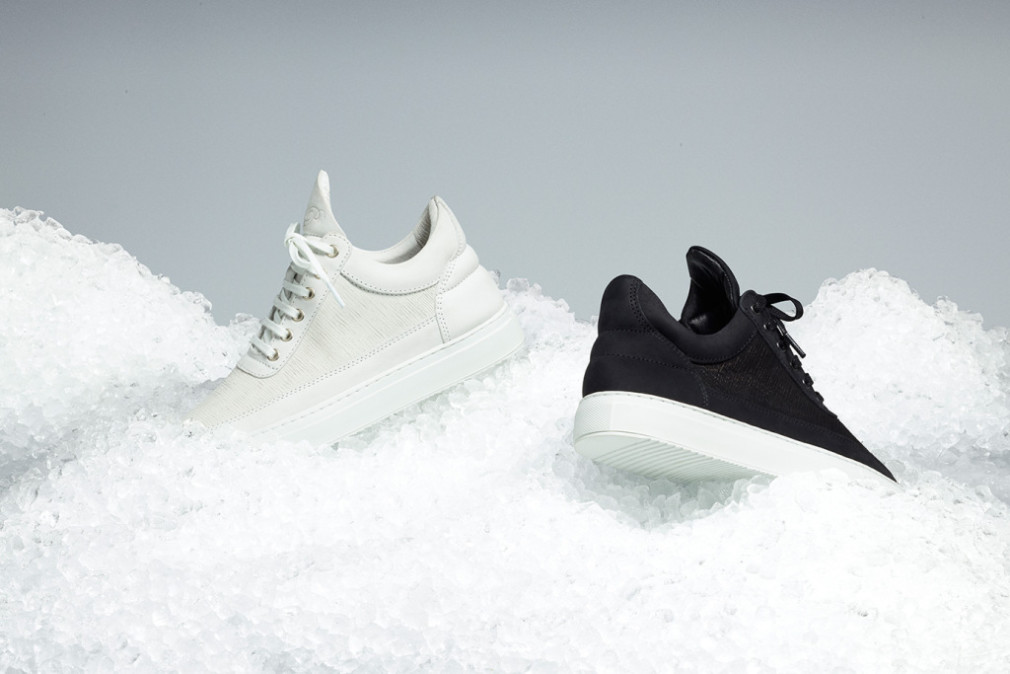"Barneys New York x Filling Pieces ""BNYSole Series"" Capsule Collection"