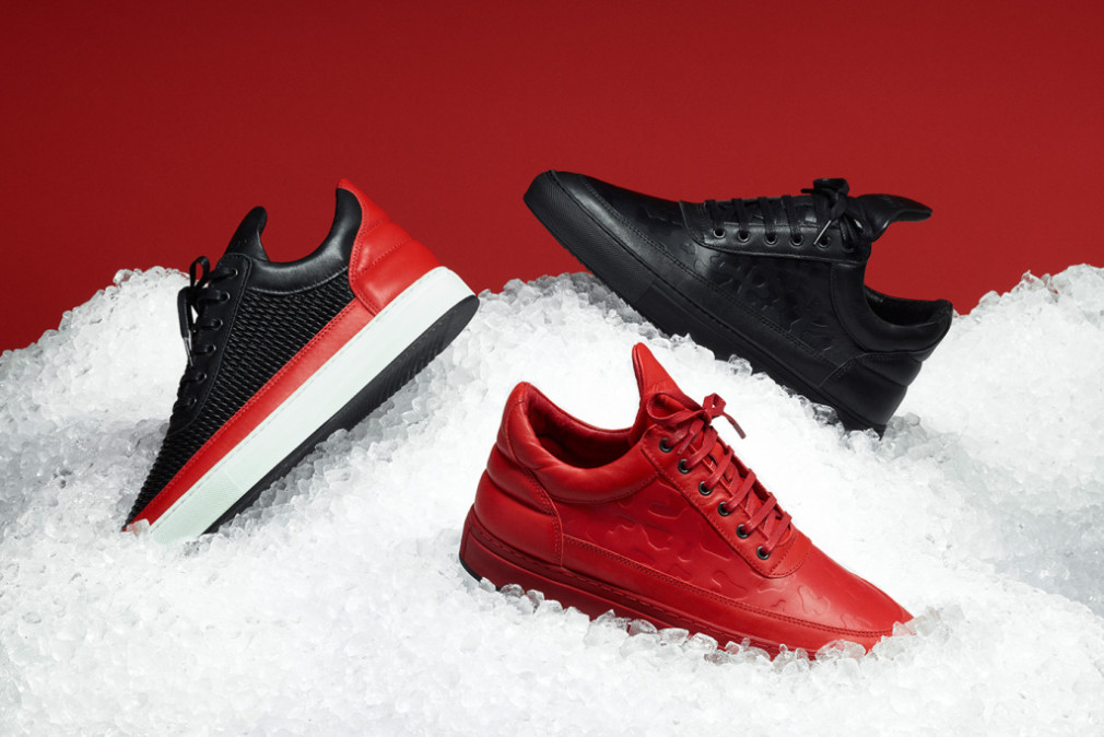 "Barneys New York x Filling Pieces ""BNY Sole Series"" Capsule Collection"
