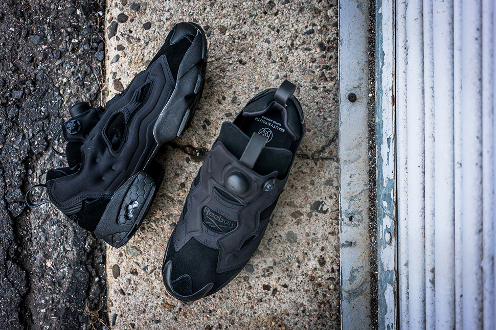 Beauty and Youth x Reebok Insta Pump Fury OG