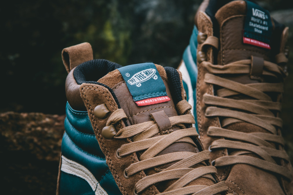 Vans Vault x The North Face