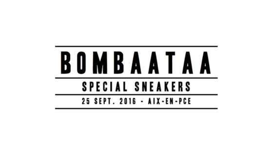 Bombaataa Spécial Sneakers le 25 septembre