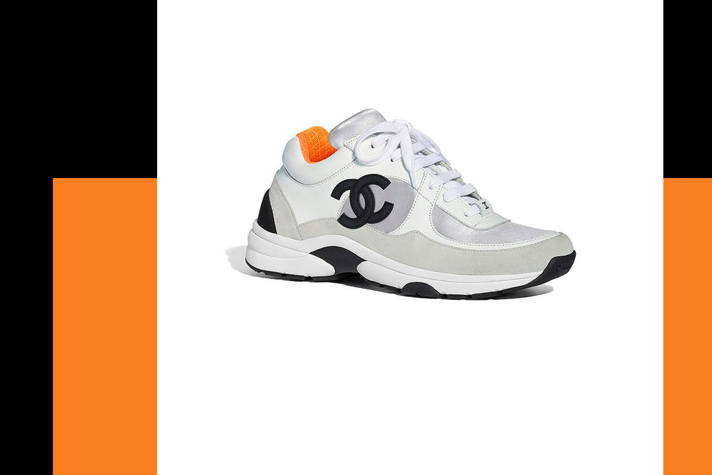 Chanel Devoile Une Collection De Chunky Sneakers Wave