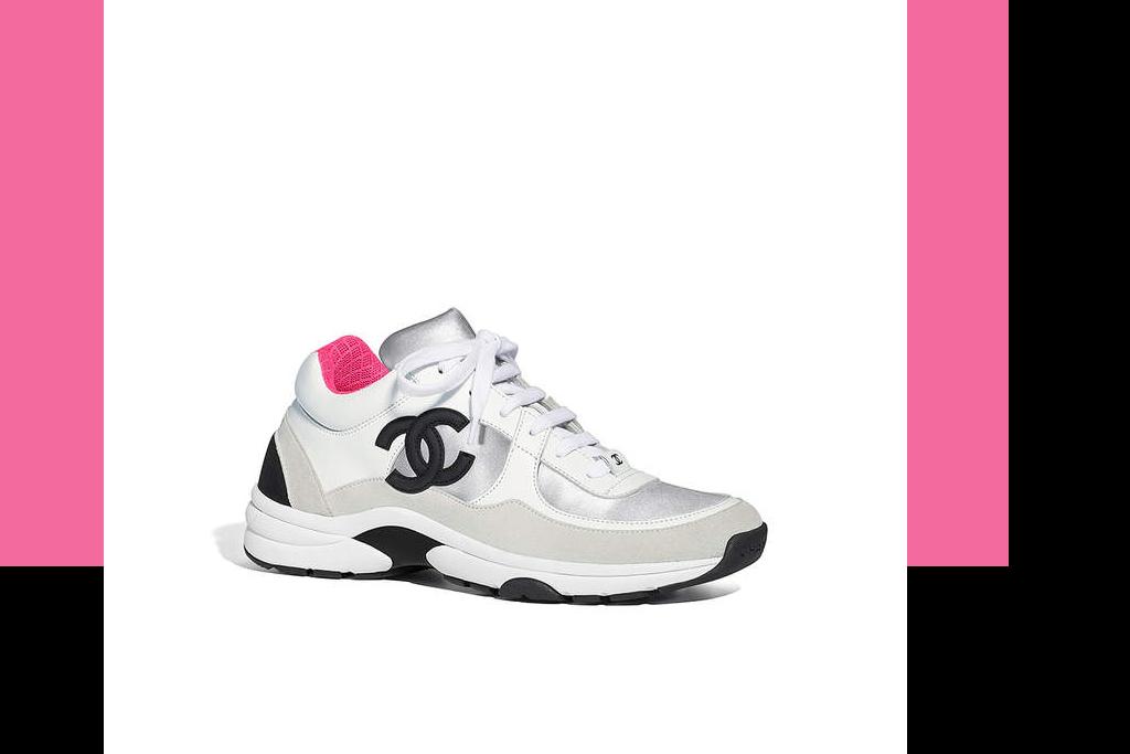a8e4c1c67d76 Chanel dévoile une collection de Chunky Sneakers   WAVE®