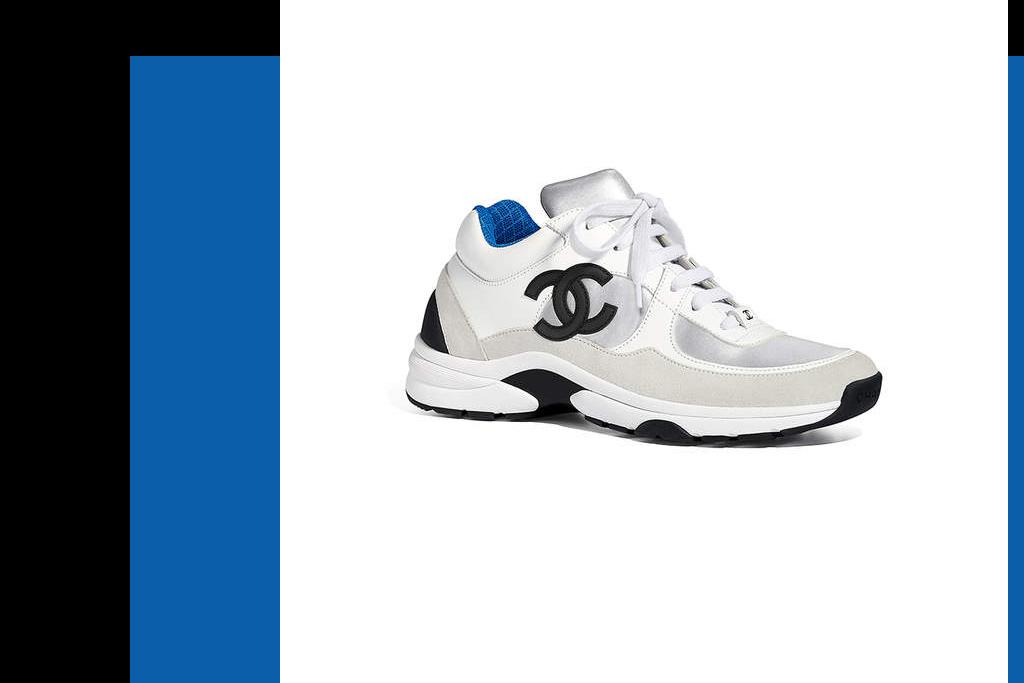 Chanel dévoile une collection de Chunky Sneakers   WAVE® 67bd55d4450