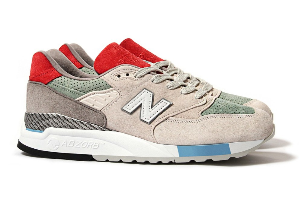 "Concepts x New Balance 998 ""Grand Tourer"" Is Inspired by Luxury Auto Racing"