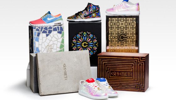 "Concepts x Nike SB ""Grail"" Pack"