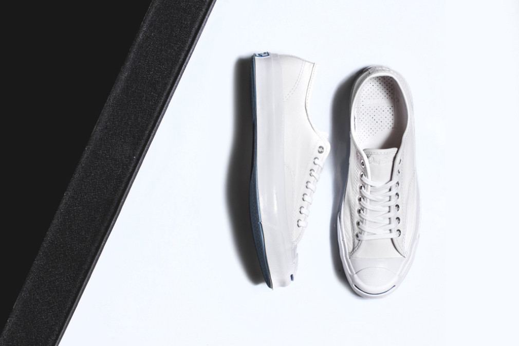 Converse Jack Purcell Signature Goat Leather Pack Available Now