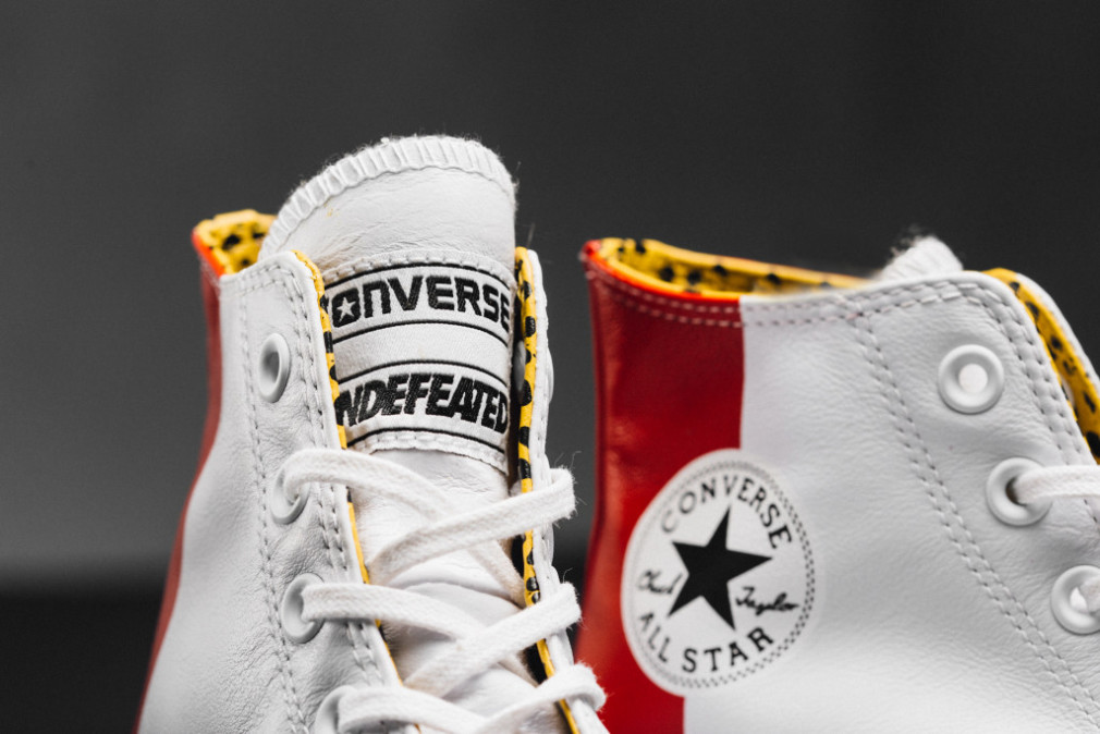 Converse x Undefeated Chuck Taylor All Star 1970 Hi Collection Available Now