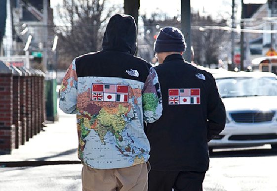 Supreme X The North Face Spring/Summer 2014 Capsule