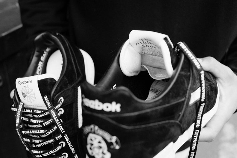 Footpatrol x Reebok Workout Lo Plus Blackbuck