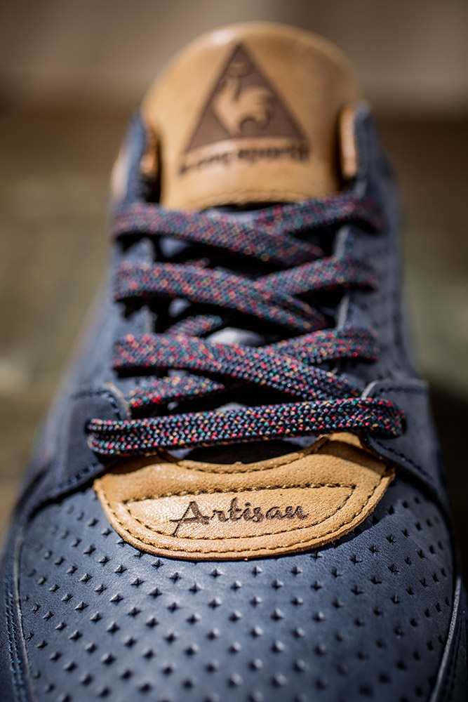 "Footpatrol x Le Coq Sportif R800 ""Artisan"" Made in France"