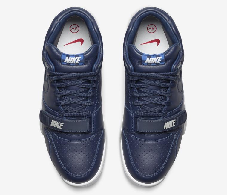 "Fragment Design x NikeLab Air Trainer 1 SP ""U.S. Open"" Pack - Nouvelles Images"