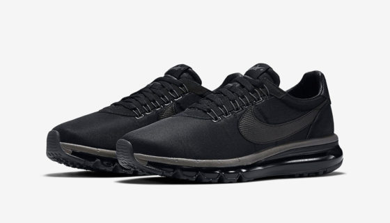 Fragment Design x Nike Air Max LD Zero Triple Black