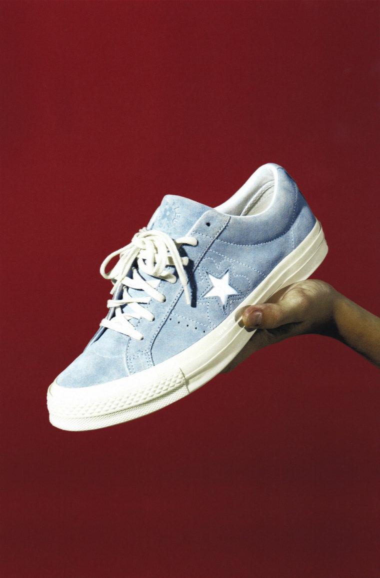 Golf le fleur x converse one star sneakers addict for Les fleur