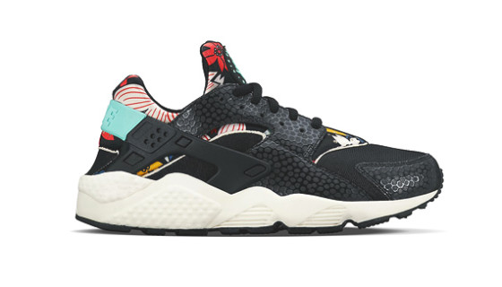 "Nike Air Huarache Run ""Aloha"" Pack"