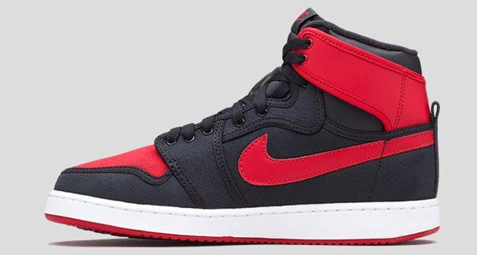 Air Jordan 1 Retro KO High OG - Bred-4