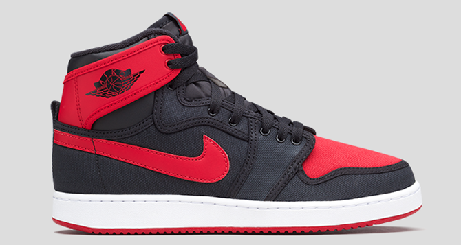 Air Jordan 1 Retro KO High OG - Bred