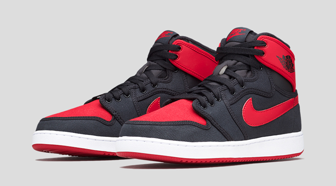 Air Jordan 1 Retro KO High OG - Bred-1