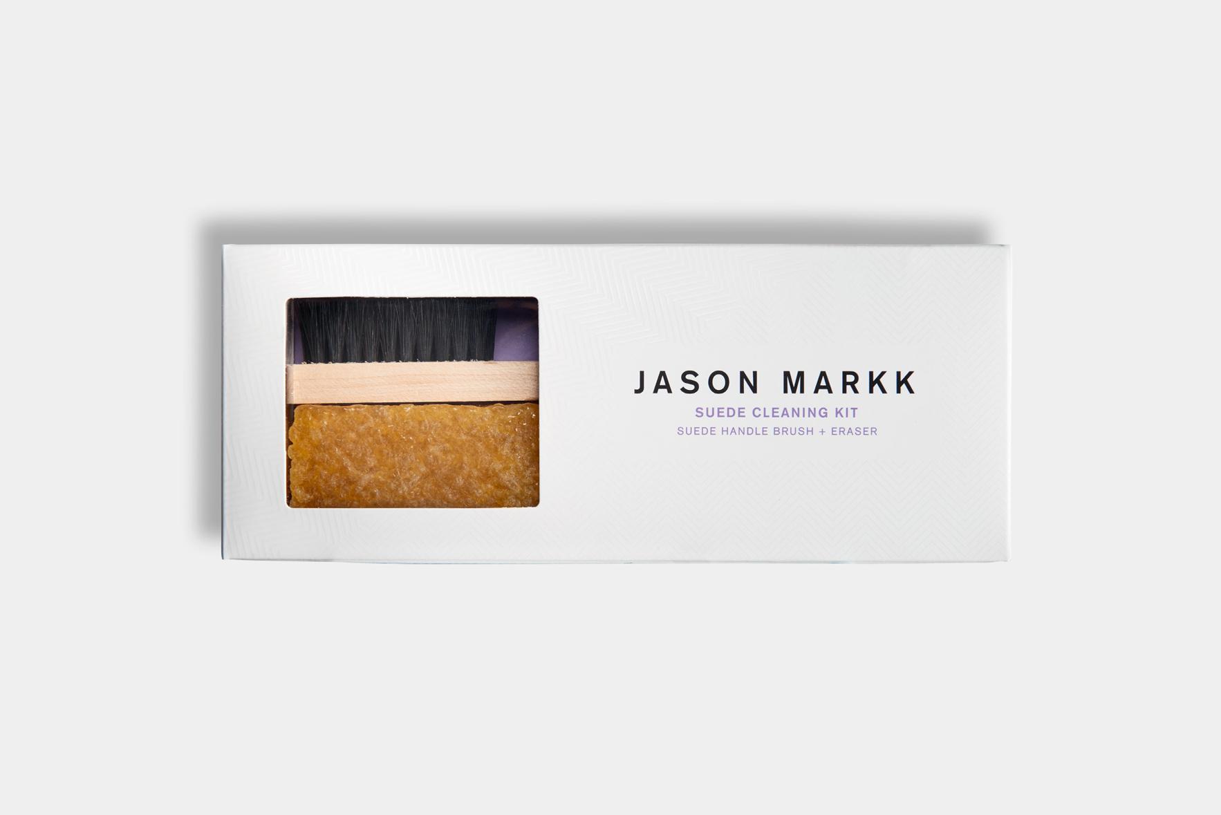 jason markk sort un kit de nettoyage pour suede wave. Black Bedroom Furniture Sets. Home Design Ideas