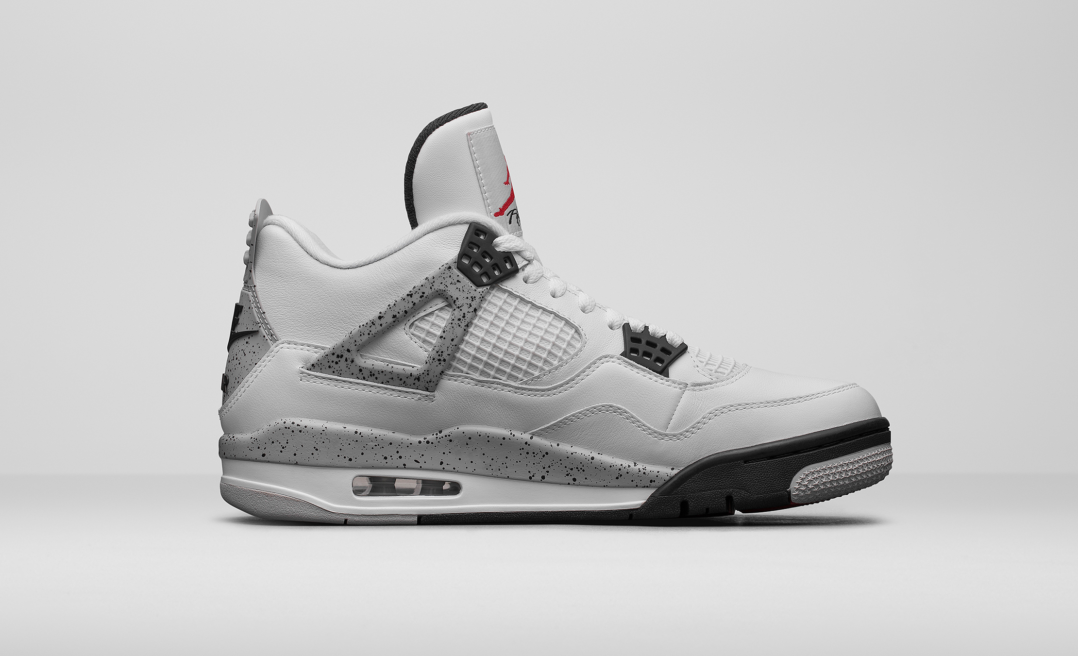 uk availability 1a7d7 6e2fd Nike Air Jordan 4 White Cement