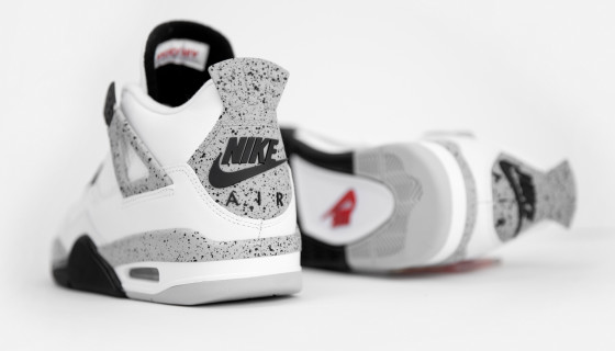 "Air Jordan 4 ""White Cement"" Retro – Release reminder"