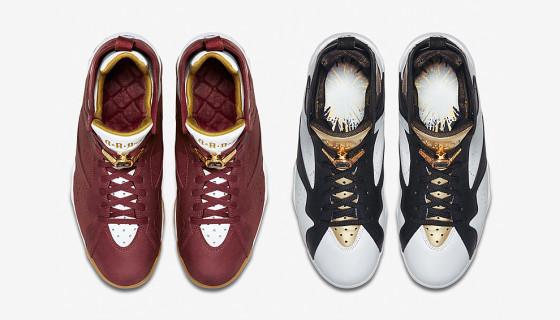 "Air Jordan 7 ""Cigar & Champagne"""