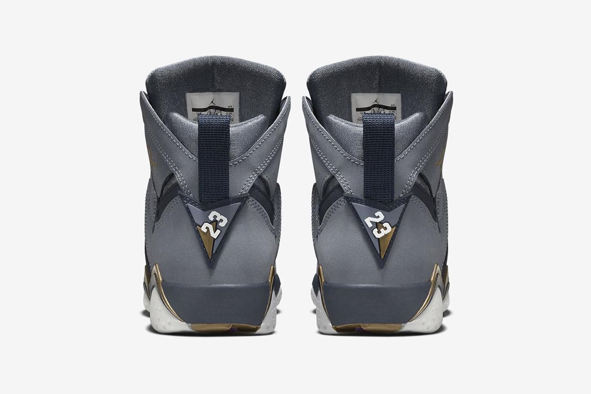 """Jordan Brand is Releasing the Air Jordan VII """"Blue Dust"""""""