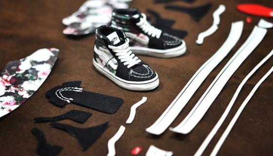 Miniatures Sneakers By Kiddo